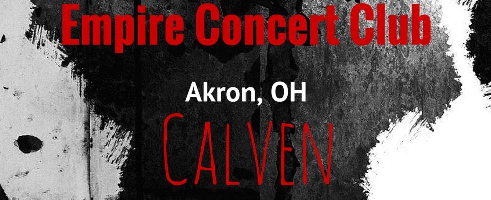Calven – The Empire Concert Club